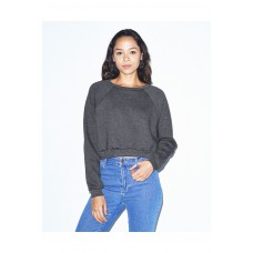 Sweater Cropped Flex Fleece