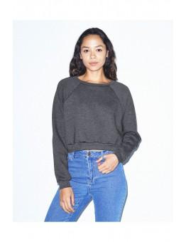 Sweater Cropped Flex Fleece