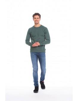 Sweater Raglan Crewneck