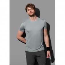 Heren sport t-shirt interlock ActiveDry