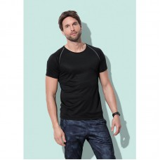 T-shirt sport mesh active dry