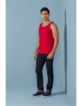 Singlet hemd recht model trendy kleuren