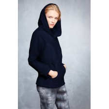 Sweater French Terry Hood Capuchon