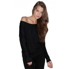 Off the schoulder top shirt longsleeve