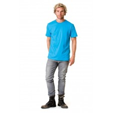 Heren T-shirt bio washed extra grote maat