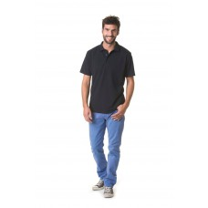 Basic polo pique extra grote maat