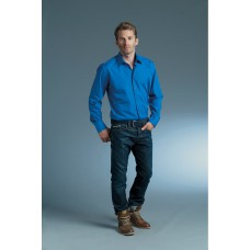 Overhemd sale artikel restant maat 3xl royal blue
