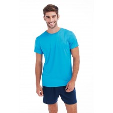 Heren sport t-shirt interlock ActiveDry