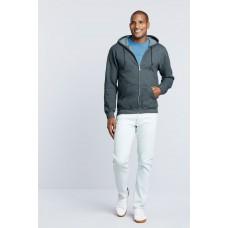 Sweater vest hoodie ook in grote maat en rits