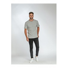 T-shirt Bio-washed cotton zeven kleuren