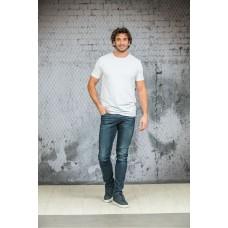 T-shirt langere lengte aansluitende mouwen