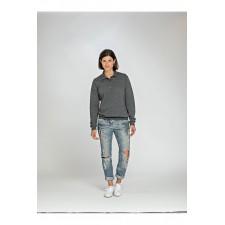 Sweater Polo voor haar - twaalf kleuren