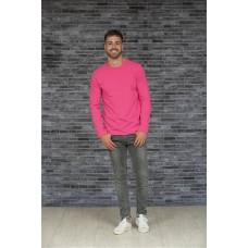 Langere lengte t-shirt longsleeve stretch elf kleuren