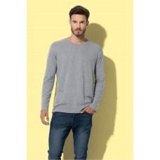 T-shirt longsleeve classic cotton aparte kleuren