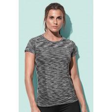 T-shirt Sport trendy raglan mouw