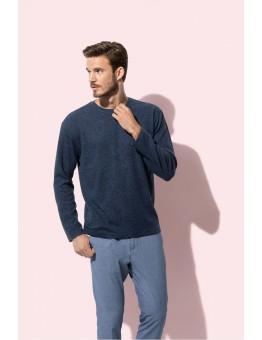 Sweater Knit gebreide melange