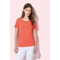 T-shirt relaxte trendy basic